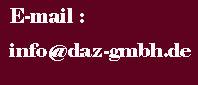 email_dazgmbh